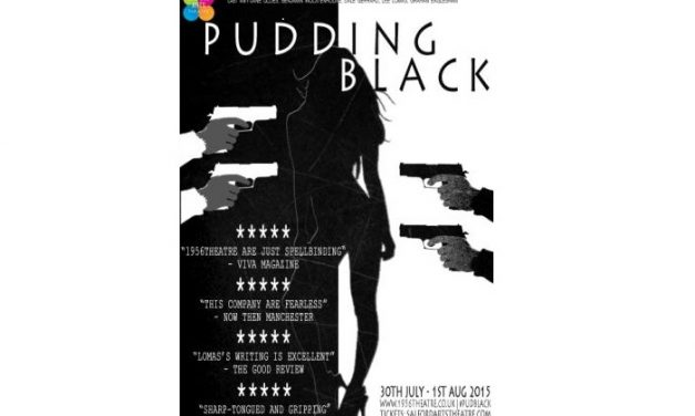 In Review: Pudding Black by 1956 Theatre