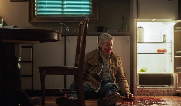 image of He Never Died starring Henry Rollins