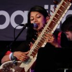 image of Shama Rahman at Manchester Jazz Festival 2015