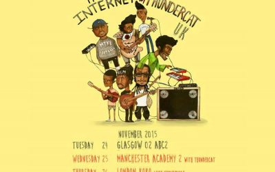 The Internet and Thundercat announce co-headline Manchester tour date