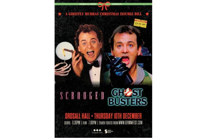 image of Bill Murray screening at Ordsall Hall poster