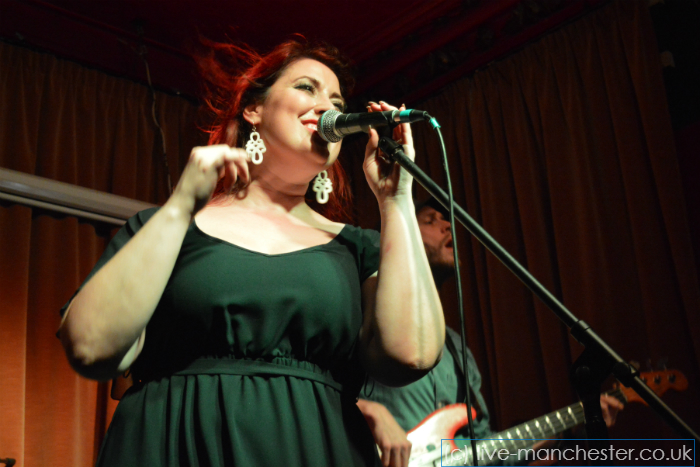 image of Jess and the Bandits at Gullivers 30 October 2015