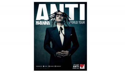 Rihanna announces Manchester tour date