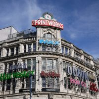 image of The Printworks - image courtesy Smabs Sputzer and flickr