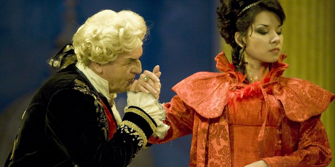 In Interview: Opera Producer Ellen Kent