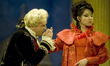 Previewed: Tosca at Manchester Opera House