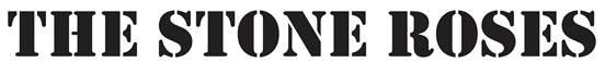 The Stone Roses logo