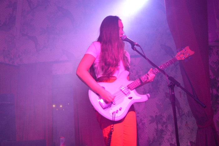 The Orielles at The Deaf Institute 12 December 2015