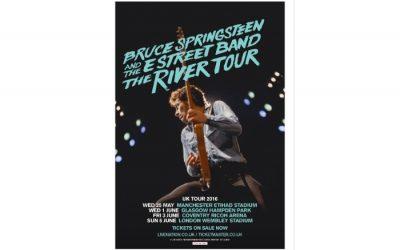 Bruce Springsteen to play Manchester Etihad Stadium