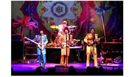 Previewed: Let It Be at the Opera House