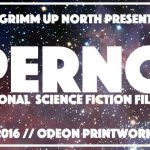 Supernova International Science Fiction Film Festival logo