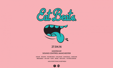 New club night, Eat Beats, launches at Sound Control