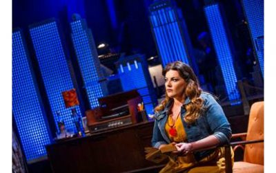 Previewed: Tell Me On A Sunday at the Palace Theatre