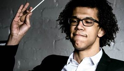 Jonathon Heyward joins the Halle as Assistant Conductor
