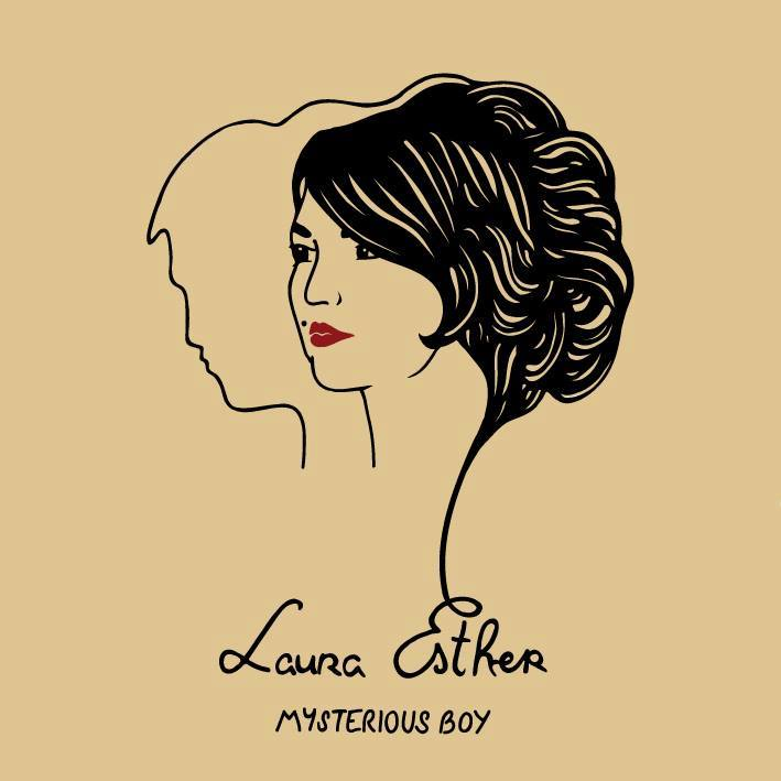 image of Laura Esther Mysterious Boy EP cover