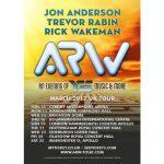 ARW tour poster - image courtesy chuffmedia