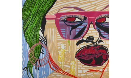 Previewed: Boris Nzebo: Urban Style at Manchester Art Gallery