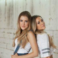 Maddie and Tae image courtesy Alysse Gafkjen