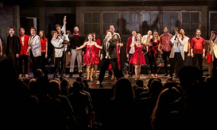 Previewed: The Commitments at the Palace Theatre