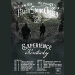 Black Stone Cherry tour poster