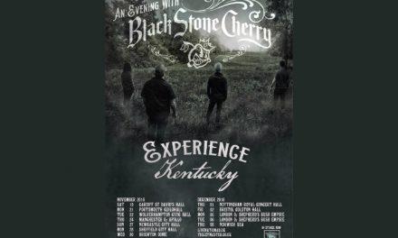 Black Stone Cherry announce O2 Apollo gig