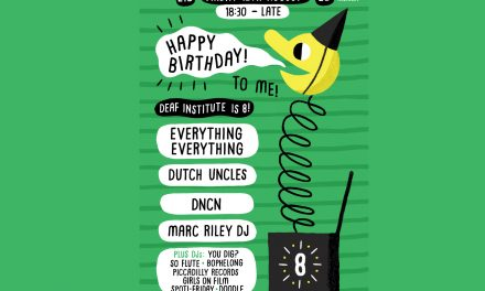 The Deaf Institute to celebrate 8th birthday