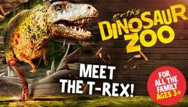 Dinosaur Zoo logo