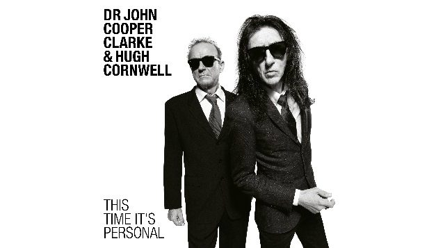 Previewed: Dr John Cooper Clarke and Hugh Cornwell at the Ritz