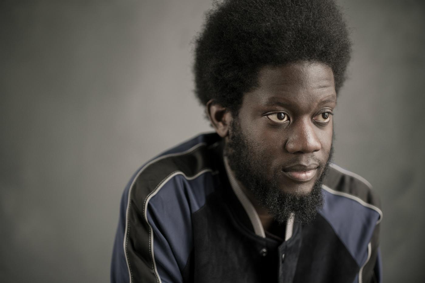 Michael Kiwanuka - image courtesy Chuffmedia