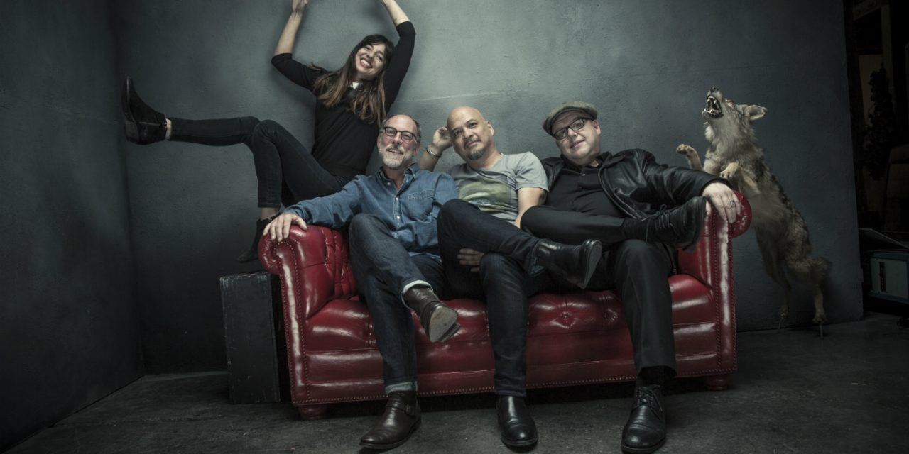 Pixies announce Manchester Apollo gig
