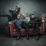 image of Pixies - Black Francis, Joey Santiago, David Lovering and Paz Lenchantin