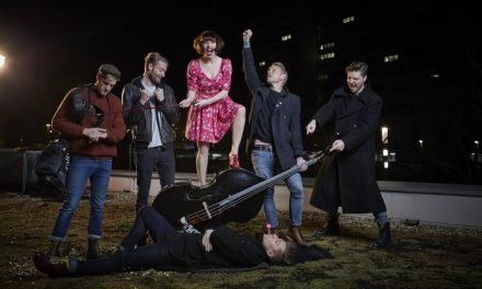 Previewed: Skinny Lister at The Ruby Lounge