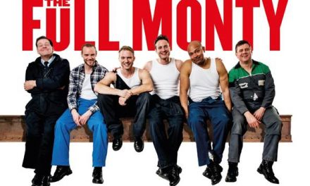 The Full Monty returns to Manchester Opera House