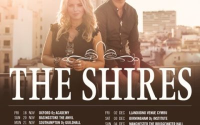 The Shires announce Bridgewater Hall date