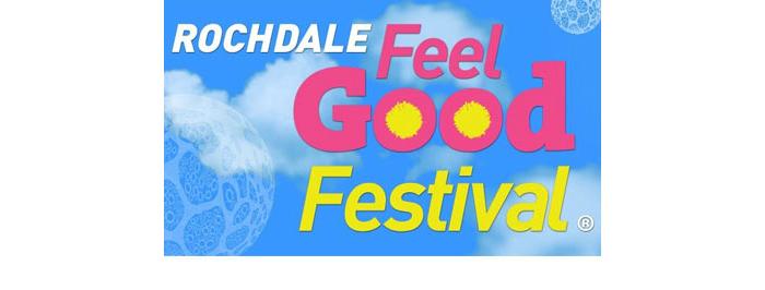 Rochdale Feel Good Festival 2016 logo