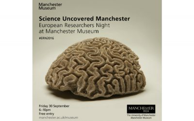 Science Uncovered at Manchester Museum