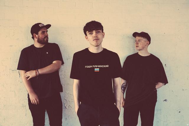 image of Jaws - Connor Schofield (vocals, guitar), Alex Hudson (guitar), Eddy Geach (drums), Jake Cooper (bass).