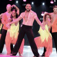Keep Dancing at the Palace Theatre with Robin Windsor and Anya Garnis