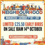 Neighbourhood Festival 2017 poster