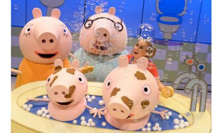Previewed: Peppa Pig's Surprise at the Palace Theatre