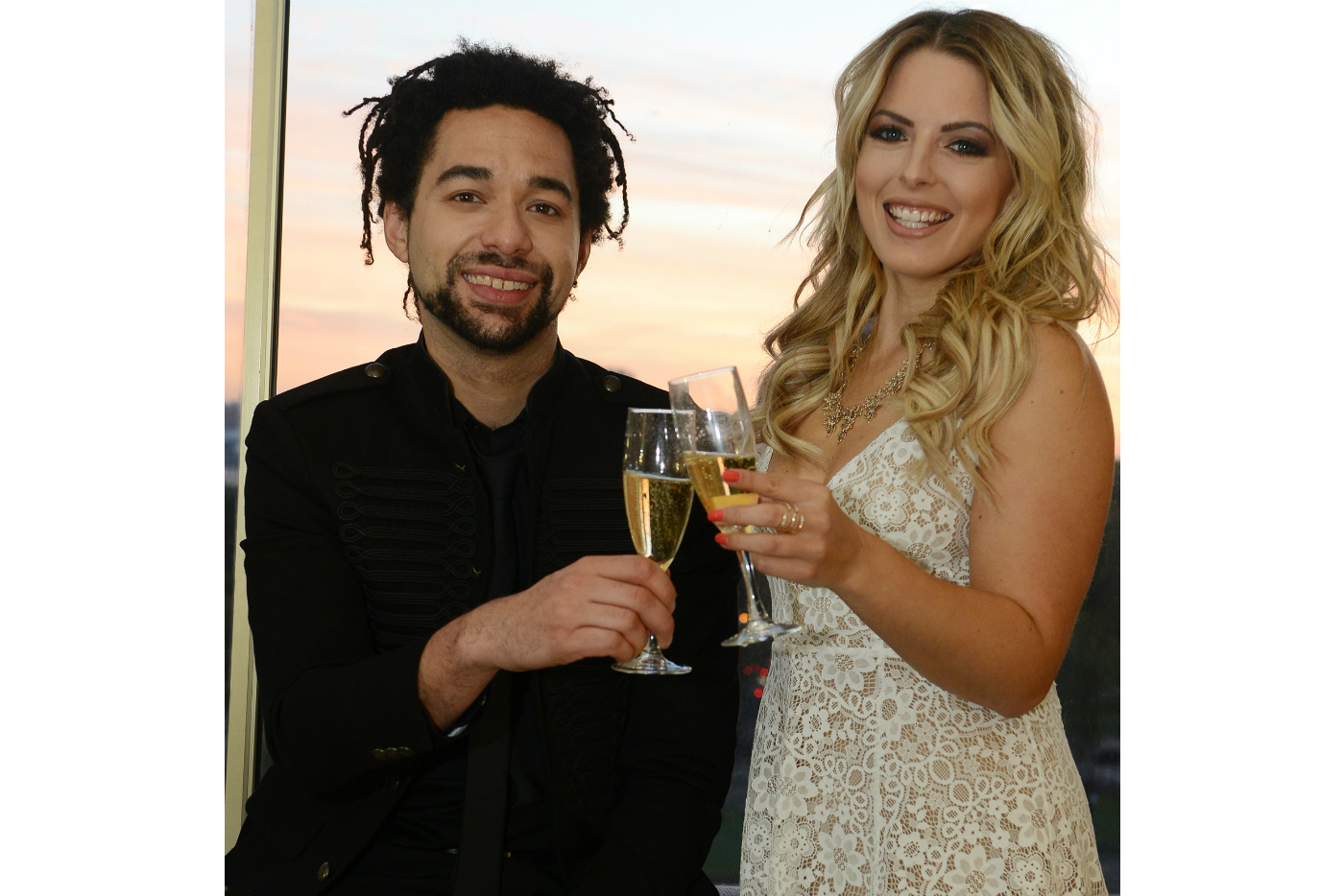 The Shires celebrate US record deal
