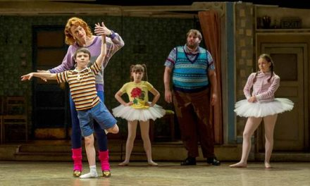 Previewed: Billy Elliot The Musical at the Palace Theatre