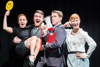 Previewed: Happy Hour at the Lowry Theatre