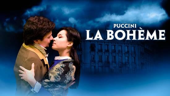 Puccini's La Boheme at Manchester Opera House