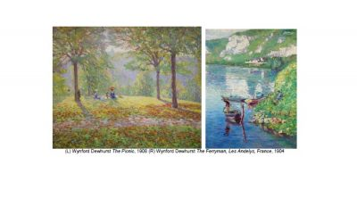 Previewed: Wynford Dewhurst – Manchester's Monet at Manchester Art Gallery