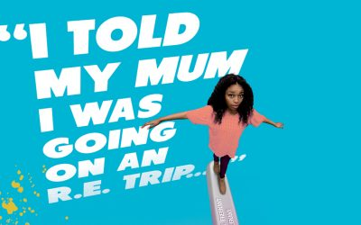 Previewed: I told my Mum I was going on an R.E. trip…