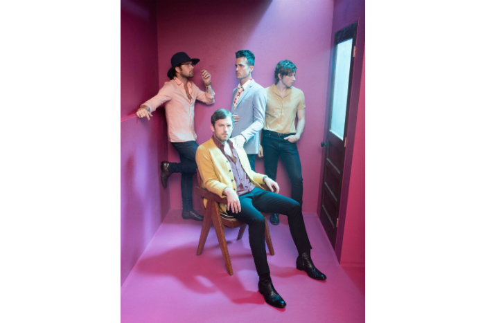 Kings of Leon announce Manchester Arena gig