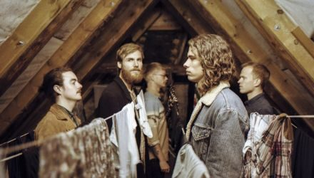 Rainbrother share new single ahead of Castle gig