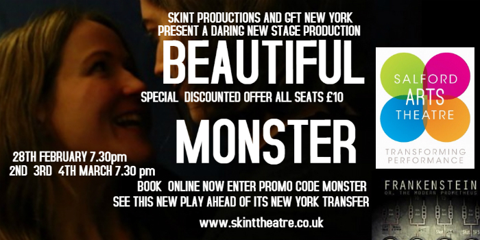 poster for Beautiful Monster