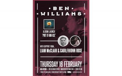 In Review: Ben Williams – Put It On Ice
